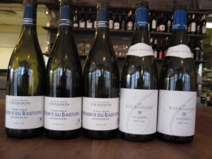 Chanson Burgundy Vertical