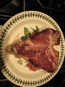Charolais steak, Boucherie les Viandes 001