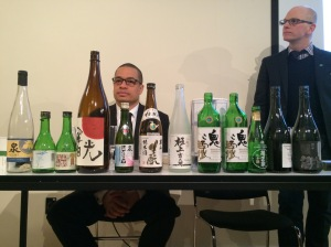 Sake and Sake Experts 3