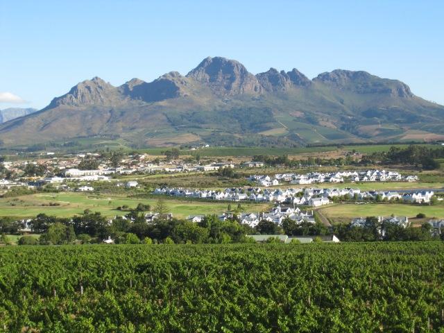 S. A. Heraldsberg Stellenbosch